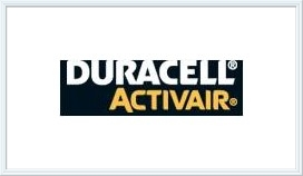 Duracell Activeair